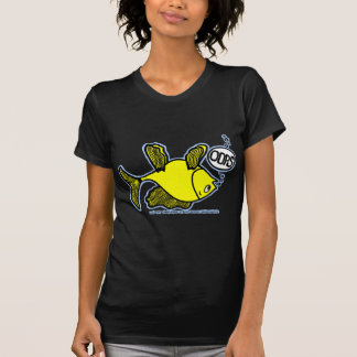 Up Side Down Fish! T-Shirt