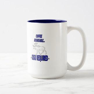 UP SNAFU mug