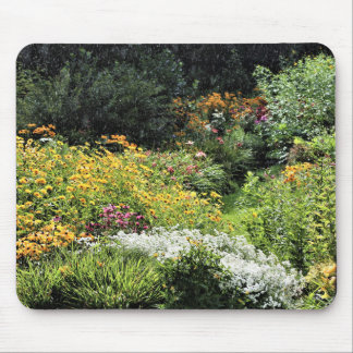 Up the Center Path Mid-Summer Mouse Pad