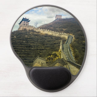Up the Great Wall Gel Mousepad