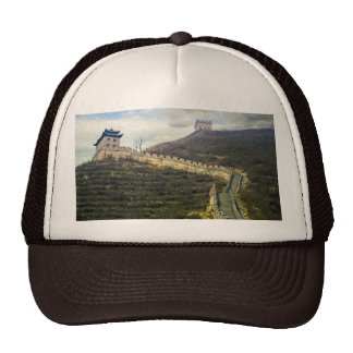 Up the Great Wall Hats