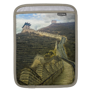 Up the Great Wall Sleeves For iPads