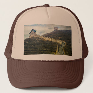 Up the Great Wall Trucker Hat