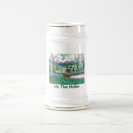 Up The Holler Coffee Mug