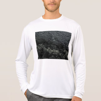 Up the mountain using cable cars T-Shirt