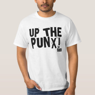 UP THE, PUNX!, 888 T-Shirt