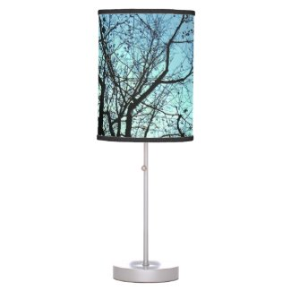 Up the Tree Desk Lamp