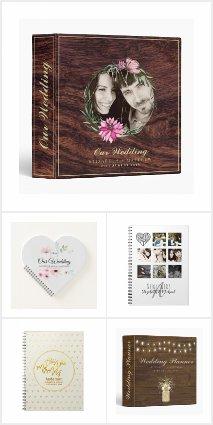 Up to 40% Custom Wedding Planners and Folders
