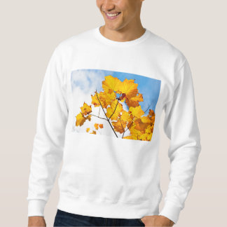 up to an ending sweatshirt
