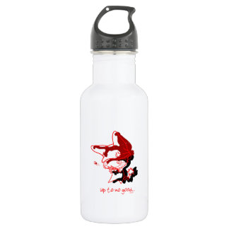 Up to No Good Stainless Steel Water Bottle