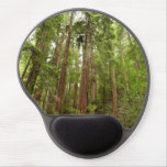 Up to Redwoods at Muir Woods National Monument Gel Mouse Pad