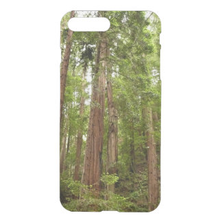 Up to Redwoods at Muir Woods National Monument iPhone 8 Plus/7 Plus Case