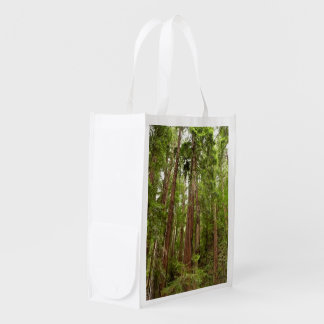 Up to Redwoods Reusable Grocery Bag