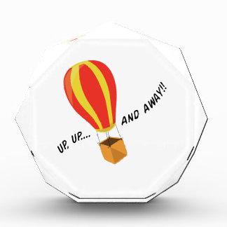 Up, Up And Away! Award