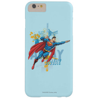 Up, Up and Away Barely There iPhone 6 Plus Case