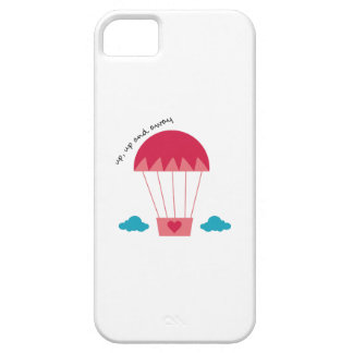 Up Up And Away iPhone 5 Cases