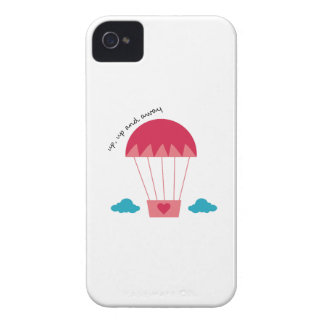 Up Up And Away iPhone 4 Case-Mate Case