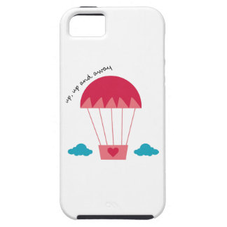 Up Up And Away iPhone 5 Cover