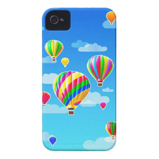 Up Up and Away iPhone 4 Case