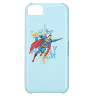 Up, Up and Away iPhone 5C Cover