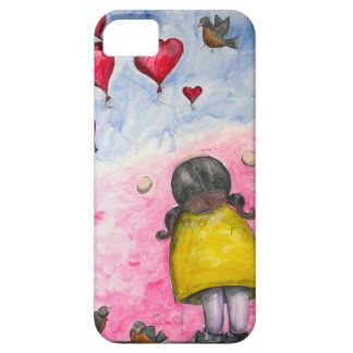 """Up, up and away!"" iPhone case iPhone 5 Cases"