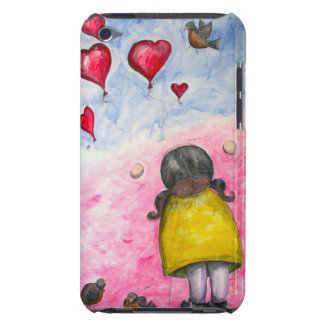 """""""Up, up and away!"""" iPod Touch Case"""