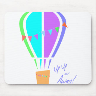 Up Up and Away! Mouse Pad