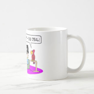 up up and away parrot pirate coffee mug
