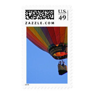 """Up, up and away"" Postage"
