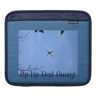 Up Up And Away Sleeve For iPads