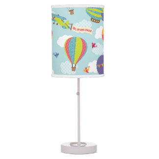 Up, Up and Away-Table Lamp
