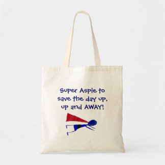 "Up, Up & Away   ""Autism Awareness"" Tote Bag"