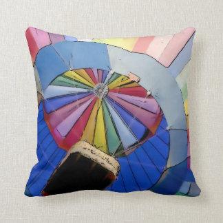 Up, Up + Away!, throw pillow