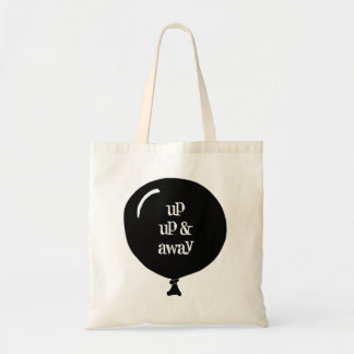Up Up & Away Travelling Light Tote Bag