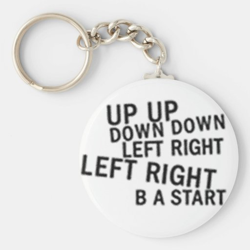 how to start a keychain