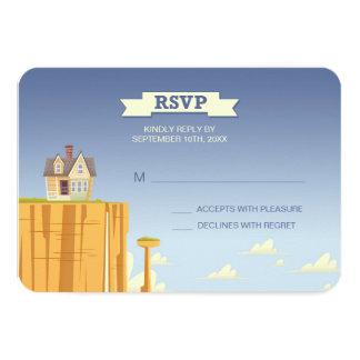 UP Wedding | RSVP Card