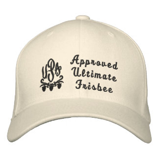 UPA, Approved Ultimate Frisbee Cap