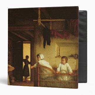 Upbringing, 1867 vinyl binder