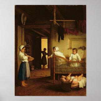 Upbringing, 1867 posters
