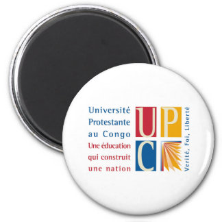 UPC Logo 2 Inch Round Magnet