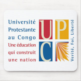 UPC Logo Mouse Pad