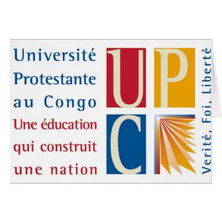UPC Logo Notecard