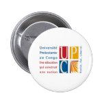 UPC Logo Pins