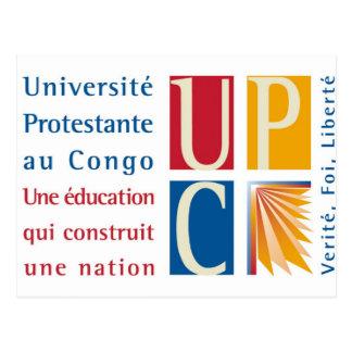 UPC Logo Postcard