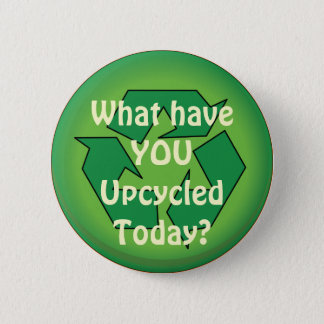 Upcycle Recycle Button