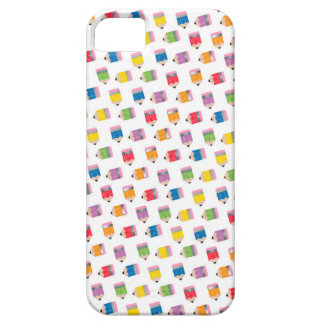 Upcycle Style Rainbow Mini Pencils Pattern iPhone SE/5/5s Case