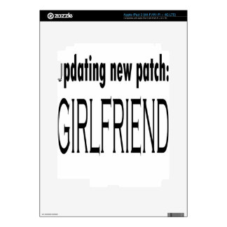 update patch gamer saturday night date party aweso iPad 3 decals