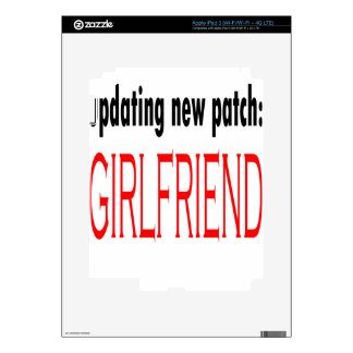 update patch gamer saturday night date party aweso skins for iPad 3