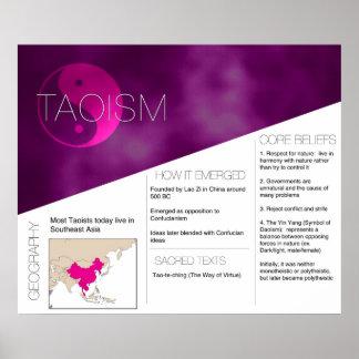 UPDATED del poster del Taoism