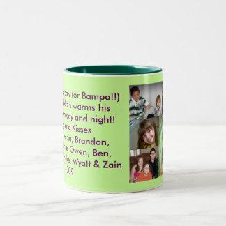 updated Weever mug